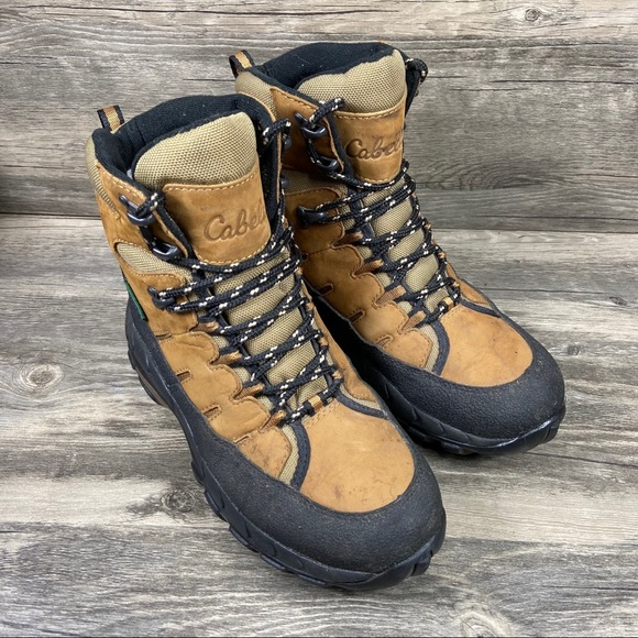 thinsulate hiking boots